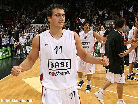 Ivan Paunic (Base BC Oostende)