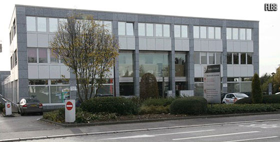 The headquarters of FLBB are located in the Maison des Sports (House of Sports) in Strassen