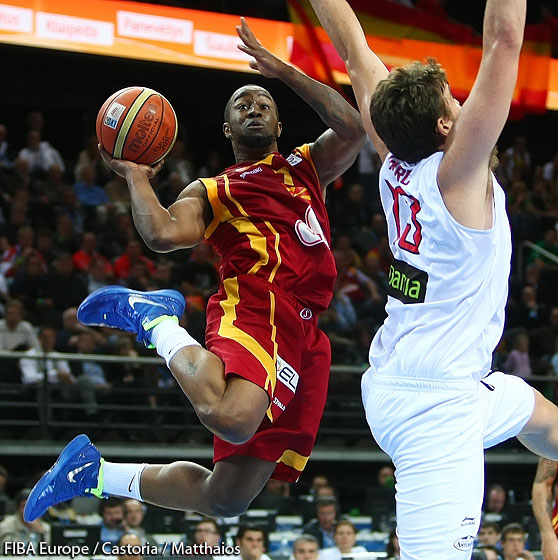 Bo McCalebb (F.Y.R. of Macedonia)