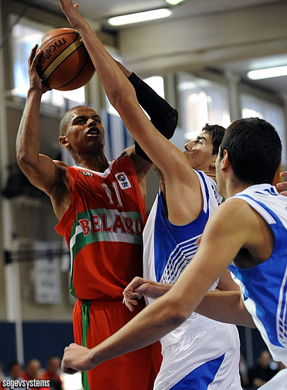 11. Denis Azaare (Belarus)