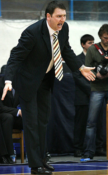 Kesar - Ural Great Head Coach