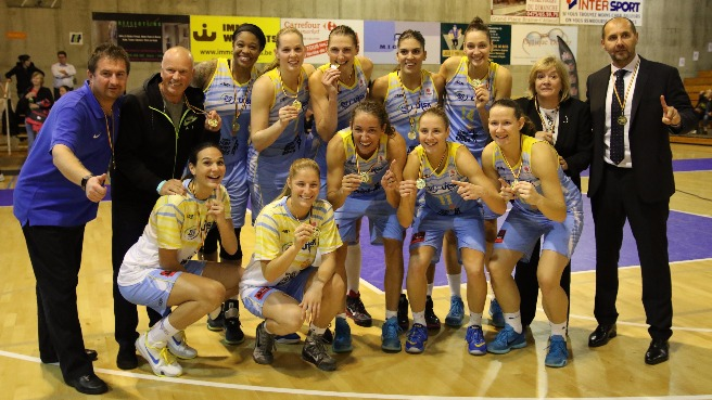 ZVVZ USK Prague Take SuperCup Women Title