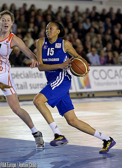 15. Latoya Williams (Novi Zagreb)