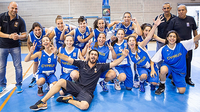 Cyprus Take Title Upon Return