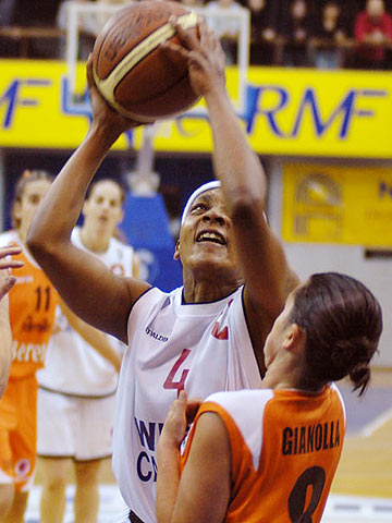 Dominique Canty (Wisla Can-Pack Krakow)