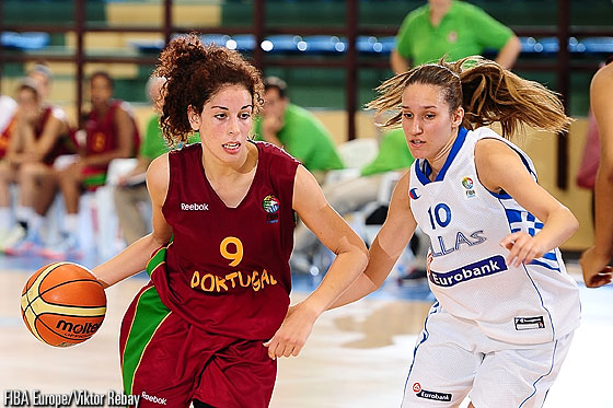 10. Christina Kitsiou (Greece), 9. Laura Ferreira (Portugal)