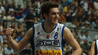 MVP Dragan Labovic (Serbia & Montenegro)