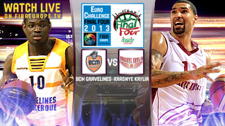 Semi-Final Preview Gravelines vs Krasnye Krylia