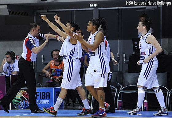 9. Lauren Thomas-Johnson (Great Britain), 15. Stephanie Gandy (Great Britain)