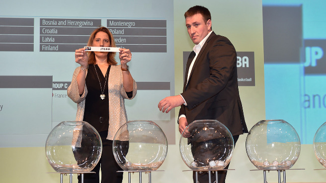 FIBA European Youth Draws Completed