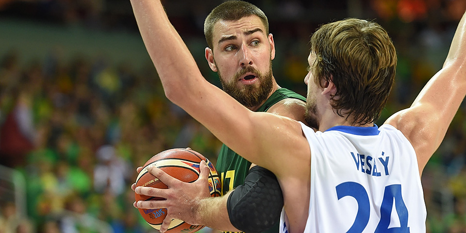 EuroBasket Another Building Block For Valanciunas