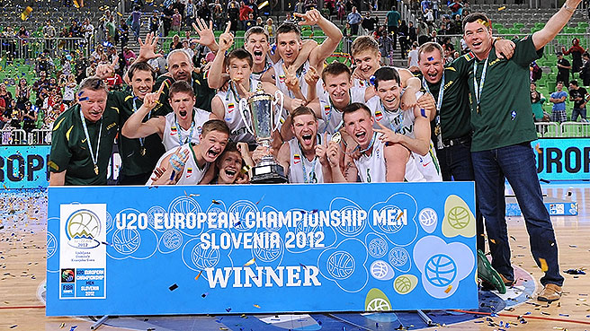 Lithuania Crowned Champions After Drama
