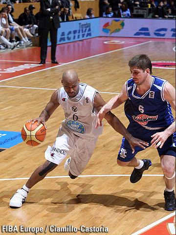 Travis Best (Virtus Bologna)