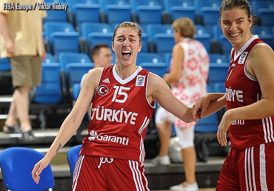 15. Ayse Cora (Turkey)