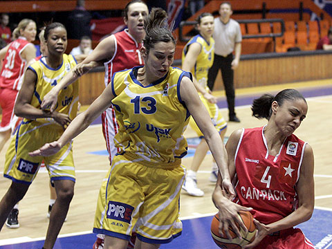 Candice Dupree (Wisla Can-Pack)