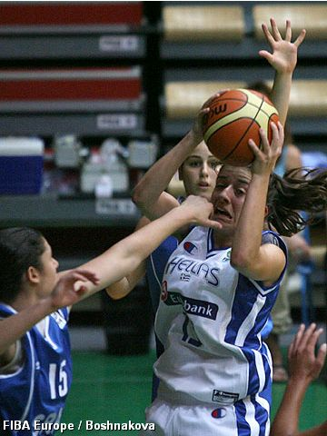 Maria Bousnaki (Greece)