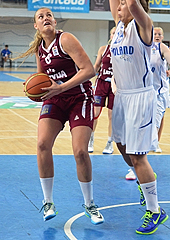 8. Vineta Birina (Latvia)