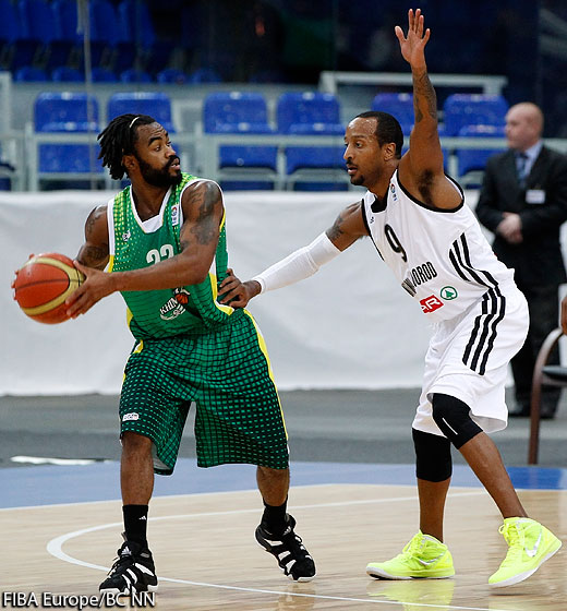 22. Darrel Mitchell (Khimik)