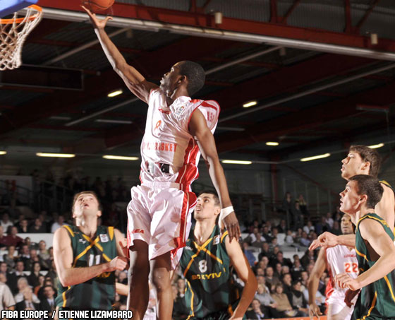 Rodrigue Beaubois (Cholet Basket)