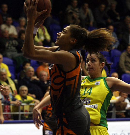 14. Emmeline Ndongue (Bourges Basket)