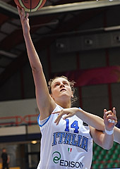 Francesca Pan (Italy) at the U17 World Championship Women 2012