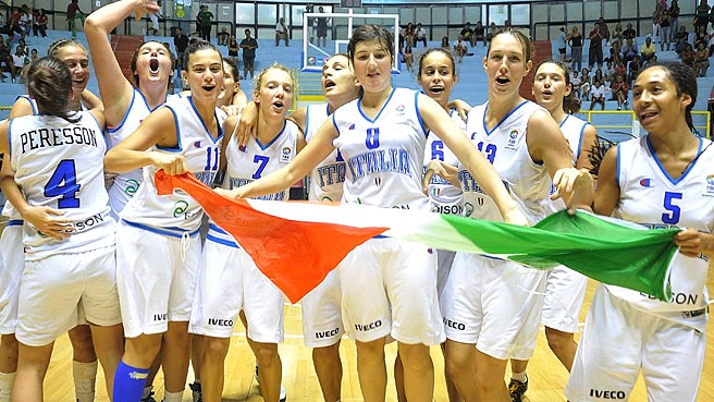 Italy Shine To Claim Bronze