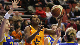 Wiggins awarded EuroCup Women Player Of The Week