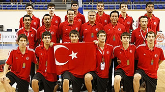 Bronze Medal Winner's Turkey