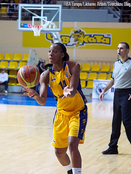 14. Glory Bassey Johnson (Chevakata)