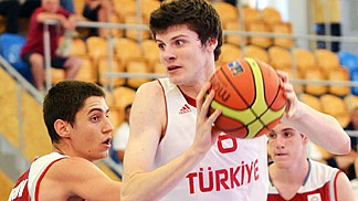 8. James Birsen (Turkey)