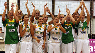 Lithuania Celebrate-U18 Women 2007