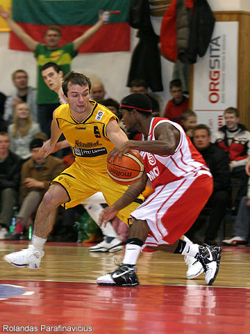 Marques Green (SLUC Nancy)