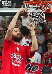 Vassilis Spanoulis, Olympiacos - Euroleague Final 2012
