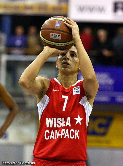 7. Liron Cohen (Wisla Can-Pack)
