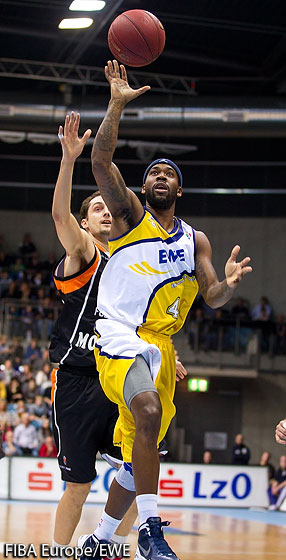 4. Robert  Brown (EWE Baskets)
