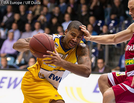 30. Ronald Burrell (EWE Baskets)