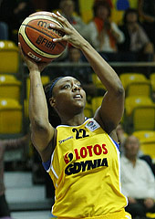 Monica Wright Is Player Of The Week