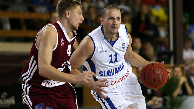 Slovak Republic Warn Group F Favourites They Will Put Up A Fight