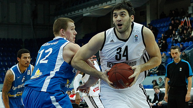 Nizhny Run Riot To End Winless Run