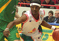 Shammond Williams (UNICS Kazan)