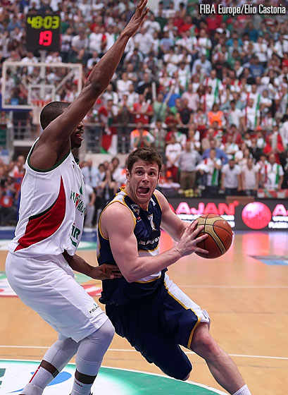 4. Christopher Kramer (EWE Baskets)