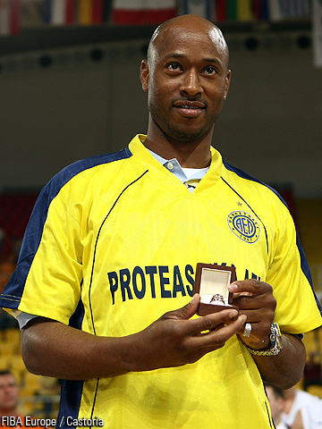 Duane Woodward (Proteas EKA AEL) - All Tournament Team