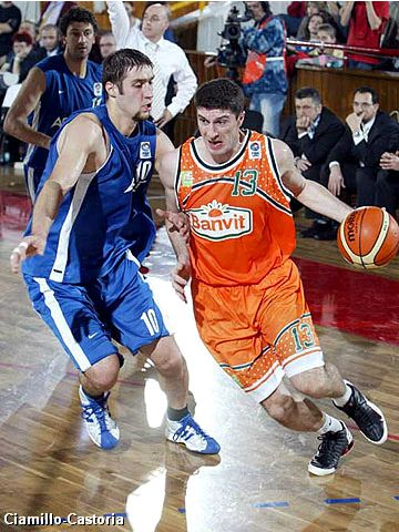 Miroslav Radosevic (Banvit Basketball Club)