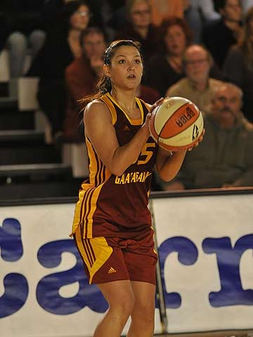 15. Marina Kress (Galatasaray )