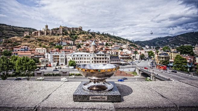 The Nikolai Semashko Trophy in Tbilisi