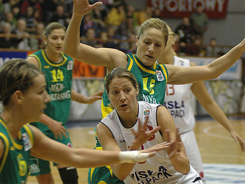 Wisla Can-Pack vs MKB Euroleasing