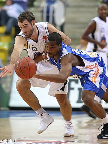 21. Michael Green (Antalya Basket)