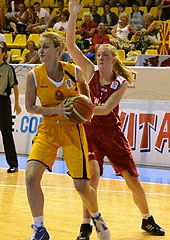 9. Ana Zhivkovic (F.Y.R. of Macedonia)