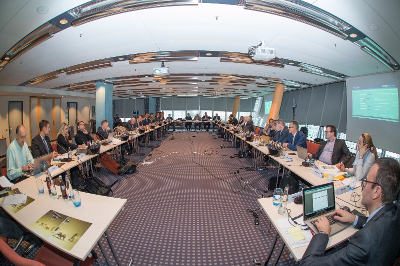 FIBA and representatives of its European national federations, leagues and ULEB met in Munich on 10 December, on Thursday, as part of their ongoing discussion about the future of the European club competitions.