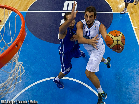 11. Marco Belinelli (Italy)